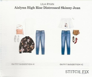 Lila Ryan high waist skinny jeans